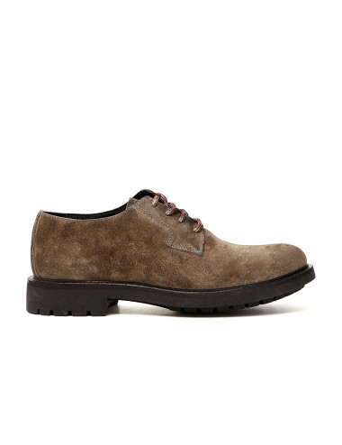 Derby in crosta taupe